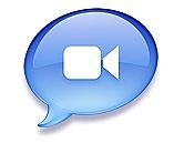 Cómo grabar un chat de audio Con iChat