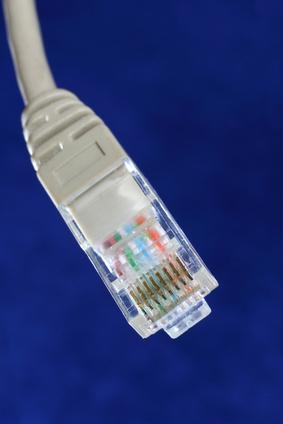 Cómo instalar un cable de módem router 2