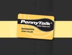 Cómo utilizar una tarjeta telefónica PennyTalk en Internet