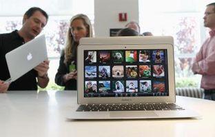 Usted puede pantalla de TV de Apple en el MacBook?