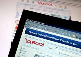 Cómo cambiar tamaño de fuente en Yahoo Mail