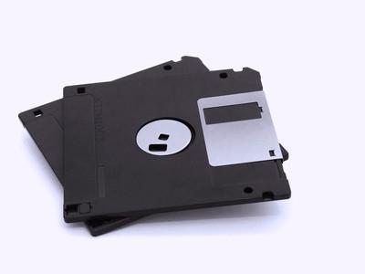 Cómo copiar desde un disquete en un CD