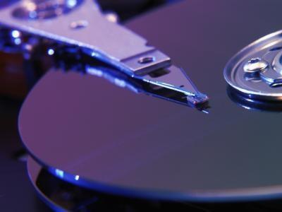 Componentes de un disco duro del ordenador