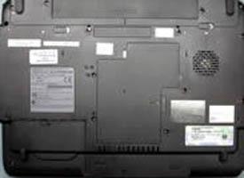 Cómo reemplazar una pantalla de ordenador portátil Toshiba Satellite