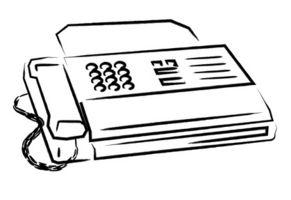 Cómo configurar una máquina de fax a correo electrónico de Yahoo