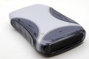 Cómo activar una unidad de DVD interna en una externa