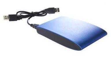 Cómo instalar una unidad de disco duro externo USB en Windows XP