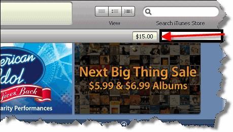 Cómo utilizar una tarjeta de regalo de iTunes