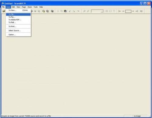Cómo escanear un documento a un ordenador