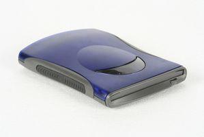 Cómo solucionar problemas de una unidad Iomega Zip 250 USB externa