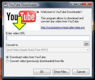 Cómo instalar YouTube Downloader