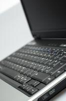 Las especificaciones de un Dell Latitude D400