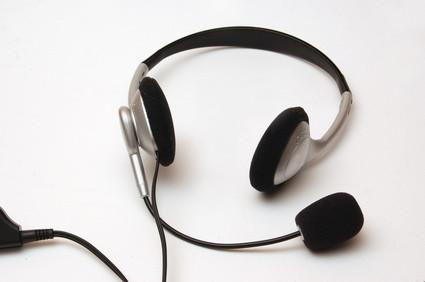 ¿Cómo se usa micrófonos diferentes con Rosetta Stone?