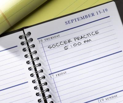 Cómo hacer un calendario diario para imprimir