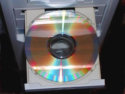 CD y DVD de software de grabación
