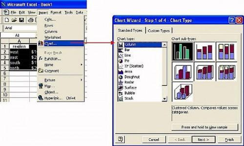 Cómo hacer una tabla rápida y fácil en Microsoft Excel