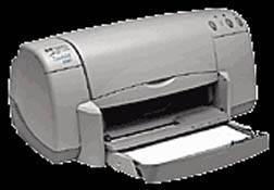 Cómo solucionar problemas de Hewlett Packard Deskjet 932C
