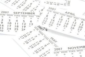 Cómo crear un calendario HTML gratis para mi sitio web
