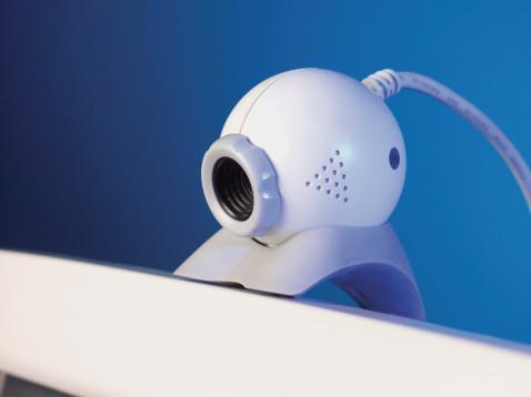 Características que debe buscar en una webcam