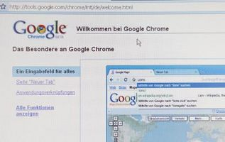 Chrome vs. Safari 5