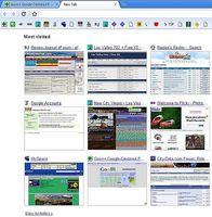 Problemas con el navegador de Google Chrome