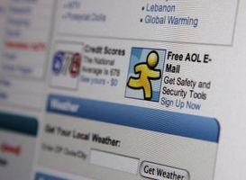 Cómo ahorrar Mail como un Proyecto de AOL Mail
