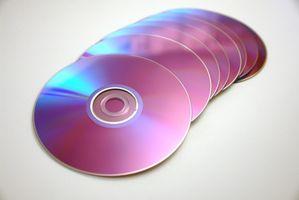 Cómo dividir un archivo ISO En un CD / R