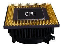 Problemas de la CPU del ordenador