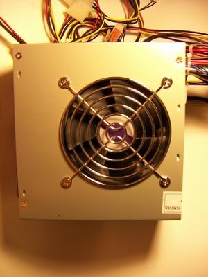 Cómo reemplazar un ventilador de la fuente de alimentación de escritorio