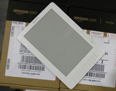 Como pagar libros electrónicos en el Kindle uso de una tarjeta de regalo de Amazon