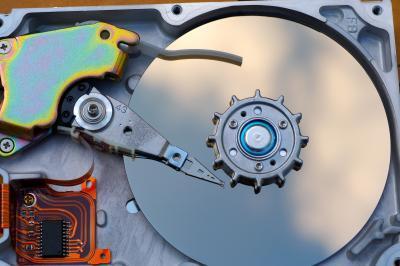 Cómo restablecer un disco de memoria virtual en Photoshop