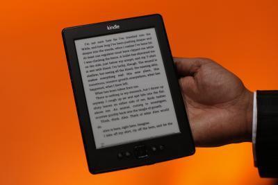 Los puntos negativos del Kindle
