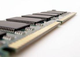 Cómo restaurar la configuración de memoria del sistema Windows XP
