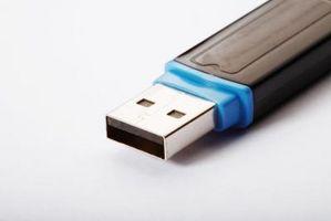 Cómo crear un disco de inicio de MS-DOS con una unidad flash USB