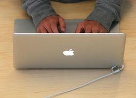 Cómo configurar una Cámara Web incorporada en un ordenador Mac