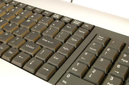 Cómo hacer una señal divisoria con el teclado