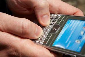 Los teléfonos celulares que puede utilizar MSN Messenger en