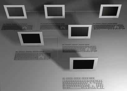 ¿Cómo se crea un plan de proyecto para actualizar 50 ordenadores portátiles?