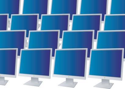 Cómo recuperar de pantalla de Windows en varios monitores