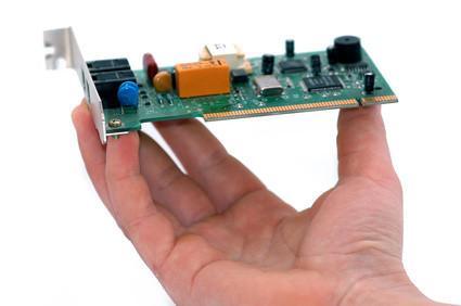 Cómo volver a instalar el módem de fax y datos PCI Soft Con SmartCP