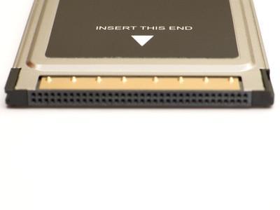 Cómo utilizar una tarjeta PCMCIA en una ranura ExpressCard