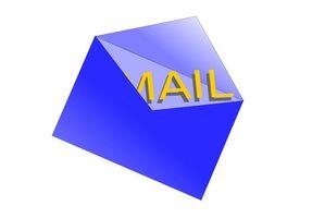 Cómo cambiar Mail Center NetZero a Thunderbird