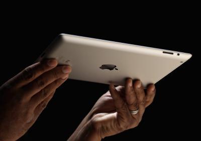 La pantalla no se invierte en mi iPad