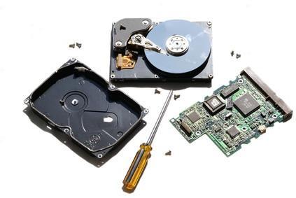Cómo actualizar una unidad de disco duro del iMac