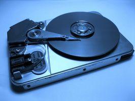 ¿Cuál es la diferencia entre una externa y una unidad de disco duro portátil para un ordenador?