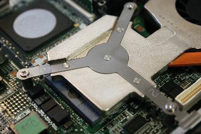 Cómo restablecer CMOS BIOS en un Compaq Presario F500