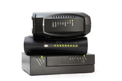 Los mejores Wireless ADSL Módems y routers