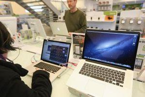 Cómo cambiar el teclado a español en un Mac Powerbook