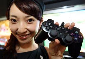 Cómo conectar un controlador inalámbrico para PlayStation 3 a su computadora portátil