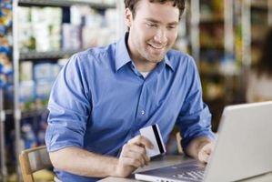 Cómo utilizar una tarjeta de regalo Visa en Sperry
